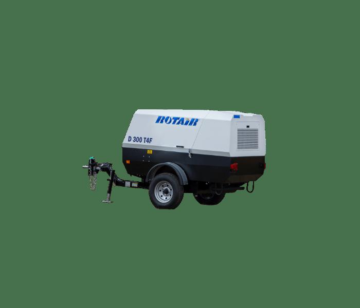 Portable Air Compressor D300T4F